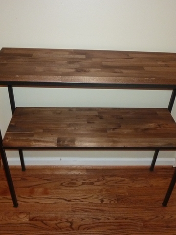 Console table33hx12x36