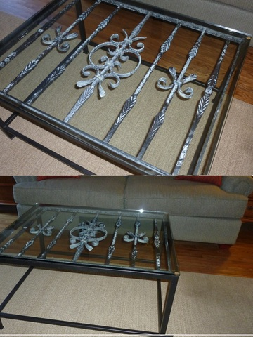 Forged coffee table   web2