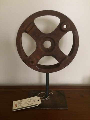Factory wheel on steel stand8x13 web