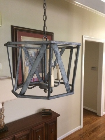 Mulberry fork octagon hanging lamp17x14 web