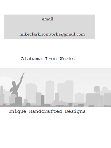 Ironworks email